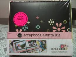 scrapbook album kits live laugh scraps