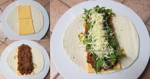 cuisiner des restes cuisiner les restes tortilla au chili con carne et roquette