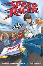 speed racer vol 1 dwayne smith macmillan