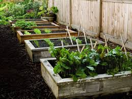 chic raised bed planter box plans how to build raised garden bed