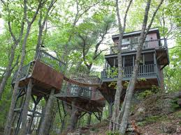 coolest airbnb treehouses for fall getaways men u0027s fitness
