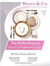 bridal registrys bridal registry