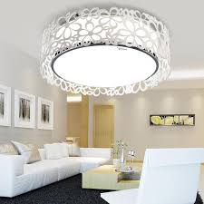 simple led ceiling light fixtures how to mount led ceiling light