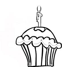 cupcake printable coloring pages decimamas 2017 groundhog