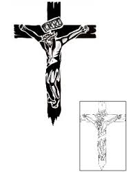Cross Tattoos - johnny cross tattoos