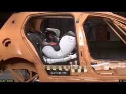 siege auto romer dualfix romer dualfix краш тест фронтальный удар