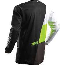 youth thor motocross gear thor 2017 mx new kids pulse aktiv lime black jersey pants youth
