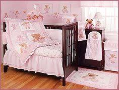 Ballerina Crib Bedding Set Teddy Mini Chocolate Wrap Teddybearbabyshower