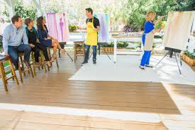 Painting Home by How To Diy Drip Painting Home U0026 Family Hallmark Channel