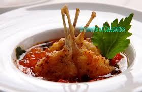 cuisiner des cuisses de grenouilles surgel馥s cuisses de grenouille grelinette et cassolettes
