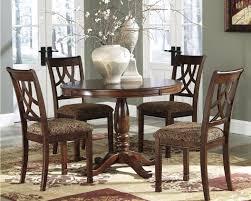 Dining Room Furniture Chemistry Modern Amazon Com Ashley Furniture Signature Design Leahlyn Dining