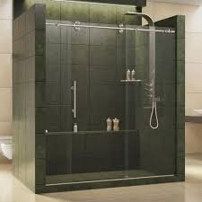 bathroom classy dreamline shower doors for modern bathroom