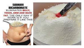 bicarbonate en cuisine this is the proper way to prepare baking soda to melt belly thigh