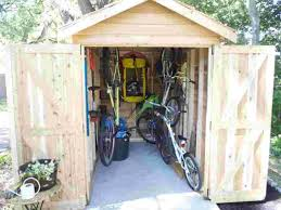 easy diy storage shed ideas just craft u0026 diy projects