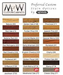 best 25 wood stain color chart ideas on stain colors