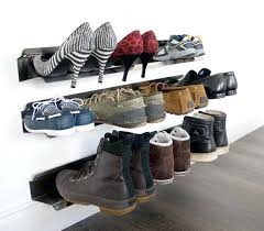 Wall Hung Shoe Cabinet Simple Wall Mounted Shoe Rack Ikea Wall Mounted Shoe Rack Ideas