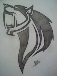 pin saber tooth tiger designs black and grey tattoos on