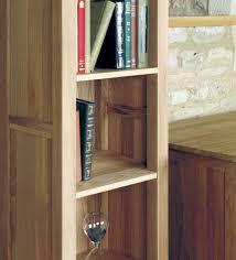 narrow bookcase oak mobel light oak narrow bookcase wooden furniture store