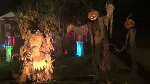 halloween yard haunt 2016 youtube