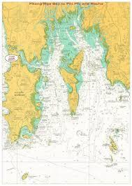 Phuket Thailand Map Andaman Yachting Sailing Holidays And Rya Sailing Courses In