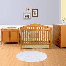 Convertible Changing Table Dresser Da Vinci 3 Nursery Set 4 In 1 Convertible Crib