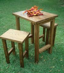 Outdoor Bar Patio Furniture - outdoor patio bar height furniture modrox com