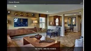 Kb Home Floor Plans by Kb Home Peoria Az Home Model Tour Youtube