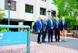 Krankenhaus Bad Oeynhausen Krankenhaus Bethel Wird Pflege Kompetenzzentrum Minden Kurier Online