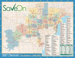 Zip Code Map Sacramento by 100 Detroit Zip Code Map Detroit Lions Game Day Traffic Zip