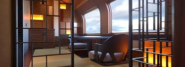 japanese tatami style train suite wins good design gold award