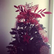 christmas tree bow topper diy christmas tree bow topper the denver