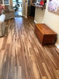 luxury vinyl plank project in orlando fl