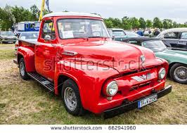 ford 1954 truck 1954 ford truck stock images royalty free images vectors