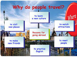 why do people travel images What is your favourite holiday destination why do people travel jpg