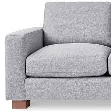 Gus Parkdale Modern Sofa In Parliament Stone Eurway - Gus modern furniture