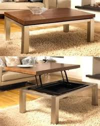 Coffee Table Dining Table The Cristallo Table From Resource Furniture Transforms From A