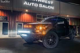 Ford F150 Truck Wraps - clint dempsey u0027s ford raptor wrap u0026 off road build