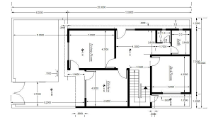 home design dwg download attractive design 8 house plan cad autocad plans dwg file download