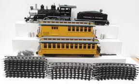 buy bachmann 90035 prospector g scale set trainz auctions