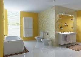 exellent yellow bathroom color ideas colors decorating paint tiles