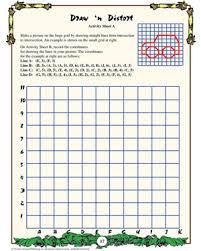 draw u0027n distort printable math activities for kids math blaster