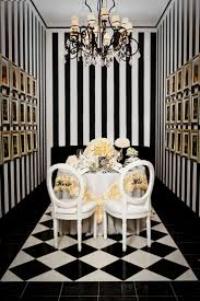 15 Black And White Decor  Creativity and Innovation of Home Design