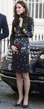 kate middleton brightens up a cold january day in floral erdem