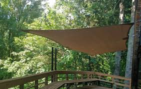 Backyard Shade Sail by Portland Commercial Tension Structures