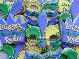 mardi gras cookie cutters flour box bakery tidbits