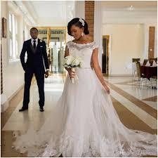 discount 2017 vintage mermaid african wedding dresses white