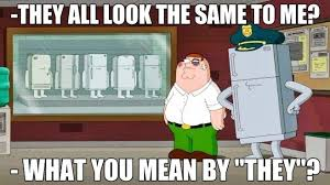 Funny Family Guy Memes - they look the same funny family guy meme