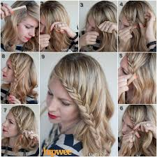 tutorial mengikat rambut kepang tips tip gaya rambut membuatmu tak cantik kaskus
