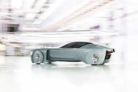 roll royce future car rolls royce vision next 100 is an autonomous electric chariot for