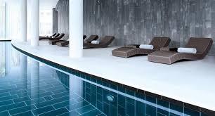 contemporary sun lounger polyester garden wave by francesco